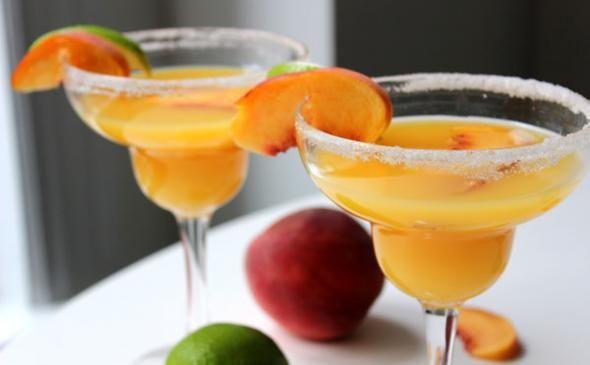Cadillac Peach Margarita Recipe