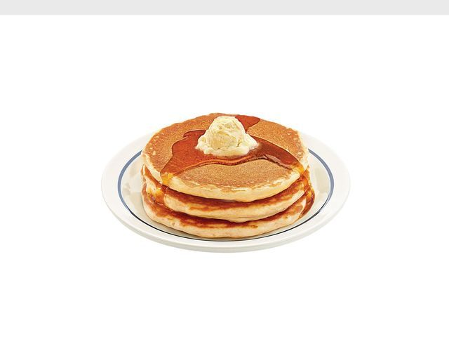 You can get free pancakes at IHOP today via @USATODAY