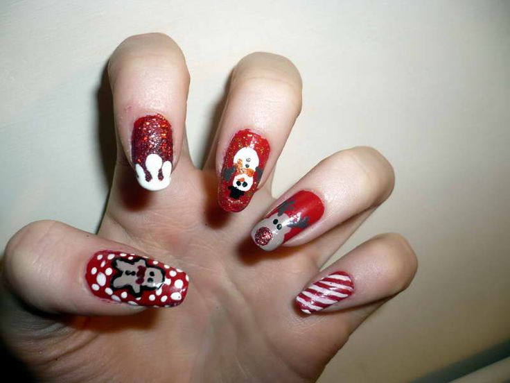 Best 25 nail designs tumblr ideas on pinterest tumblr nail art naildesigstumblr christmas nail art design ideas prinsesfo Choice Image