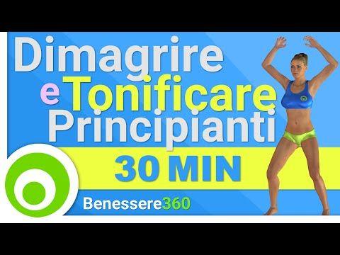 Pilates: Allenamento Completo di 60 Minuti per Dimagrire e Tonificare. Lezioni in italiano - YouTube