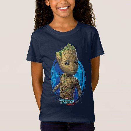 Guardians of the Galaxy Vol. 2   Groot Turning T-Shirt - tap, personalize, buy right now!