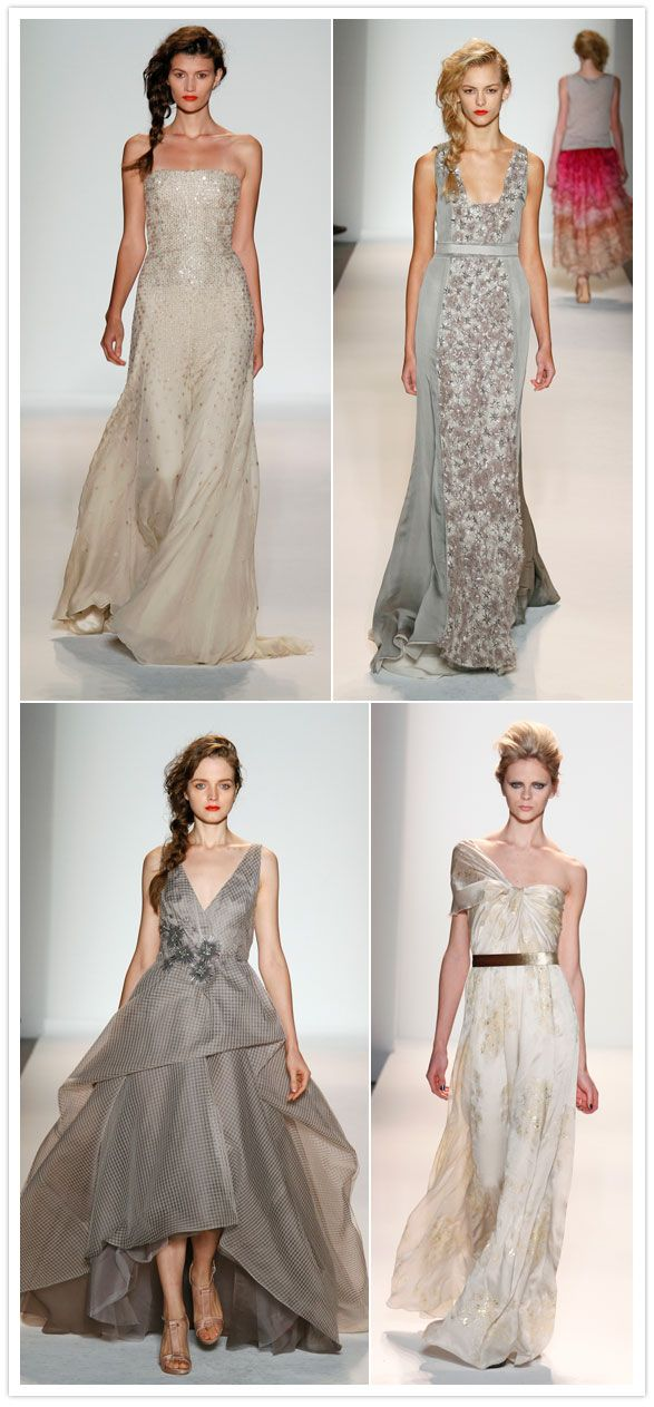 119 best taupe wedding greige wedding images on for Where to buy non traditional wedding dress
