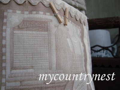 My country nest: Stendere i panni? più bello se chic..