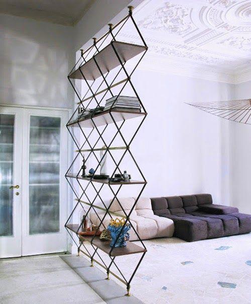 Interior Inspiration : Modern Geometrics.