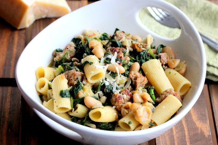 Country Italian Pasta: