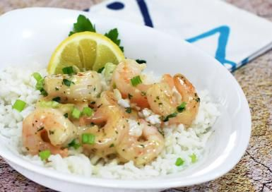 Our Top-Rated Shrimp Scampi with Garlic: Shrimp Scampi