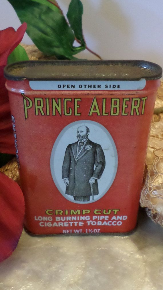 Piercings Aside, I got some Prince Albert in a Can