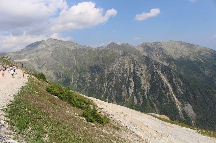 Oostenrijk, Karinthië – bezienswaardigheid 2 Reisseck Bergbahn - Dit is ons