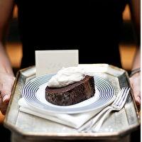 Deep Chocolate Sour Cream Pound Cake | Cake | Pinterest