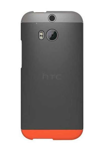 HTC ONE (M8) DOUBLE DIP CASE - GREY $24.95 #htconem8case, #m8case