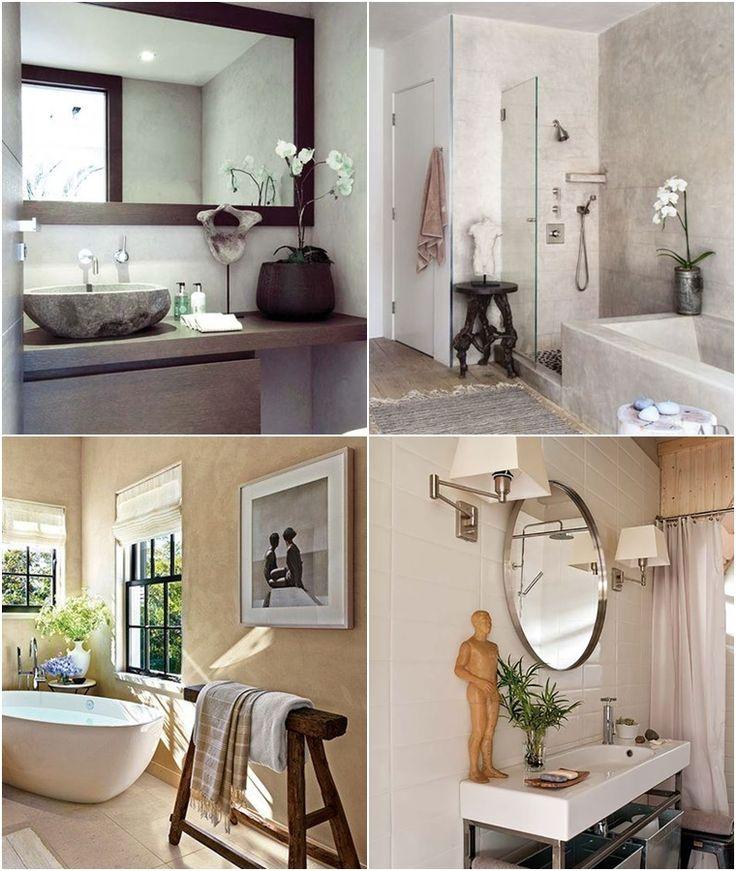 Dicas de como decorar ou repaginar um banheiro