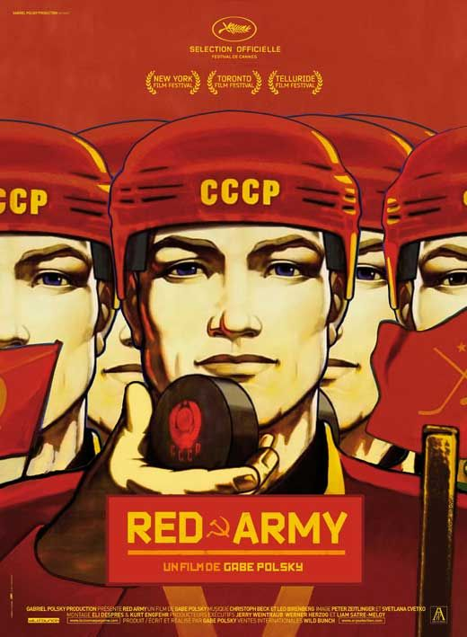 Red Army (2015) - Synopsis: A documentary that tells the story of the Soviet Union's famed Red Army hockey team through the eyes of its captain, Slava Fetisov.