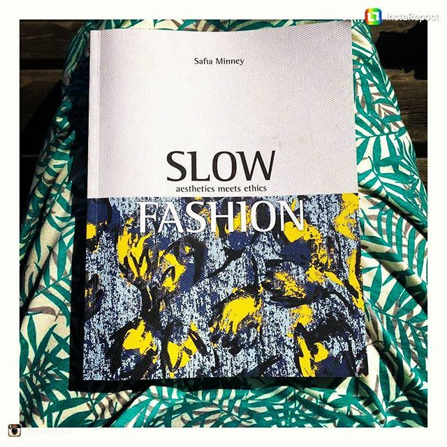 #slowfashion #ethicalfashion