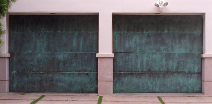Metal Garage Door