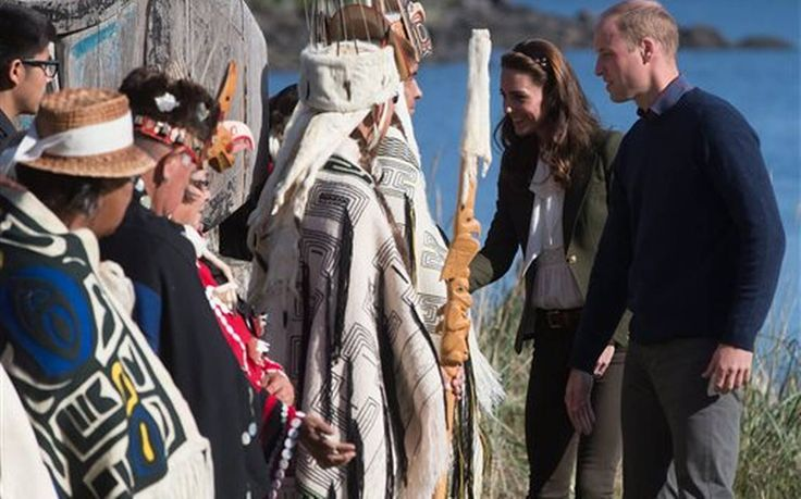 Prince William and Kate arrive in northern BC - Myrtle Beach Sun News