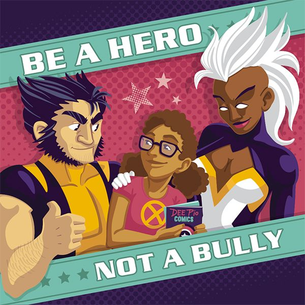 Comics and Bullying. There's a Bigger Issue Than You Realize