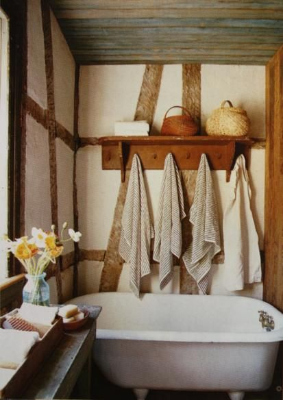 68 Best Primitive Bathrooms Images On Pinterest
