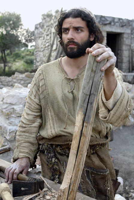 Oscar Isaac/Joseph - The Nativity Story (2006)