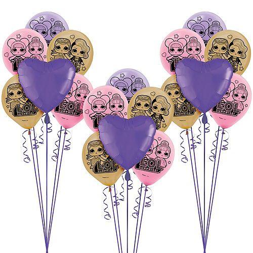 L O L Surprise Balloon Kit Kids Party Supplies Party Supplies Kids Birthday Supplies