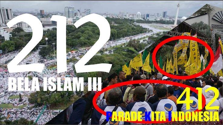 SEMANGAT,,,, EVALUASI Peristiwa AKSI 212 & SIKAP Habib Rizieq AKSI 412 |...