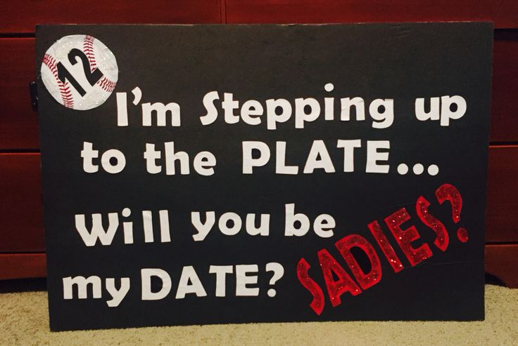 Sadie Hawkins idea for baseball