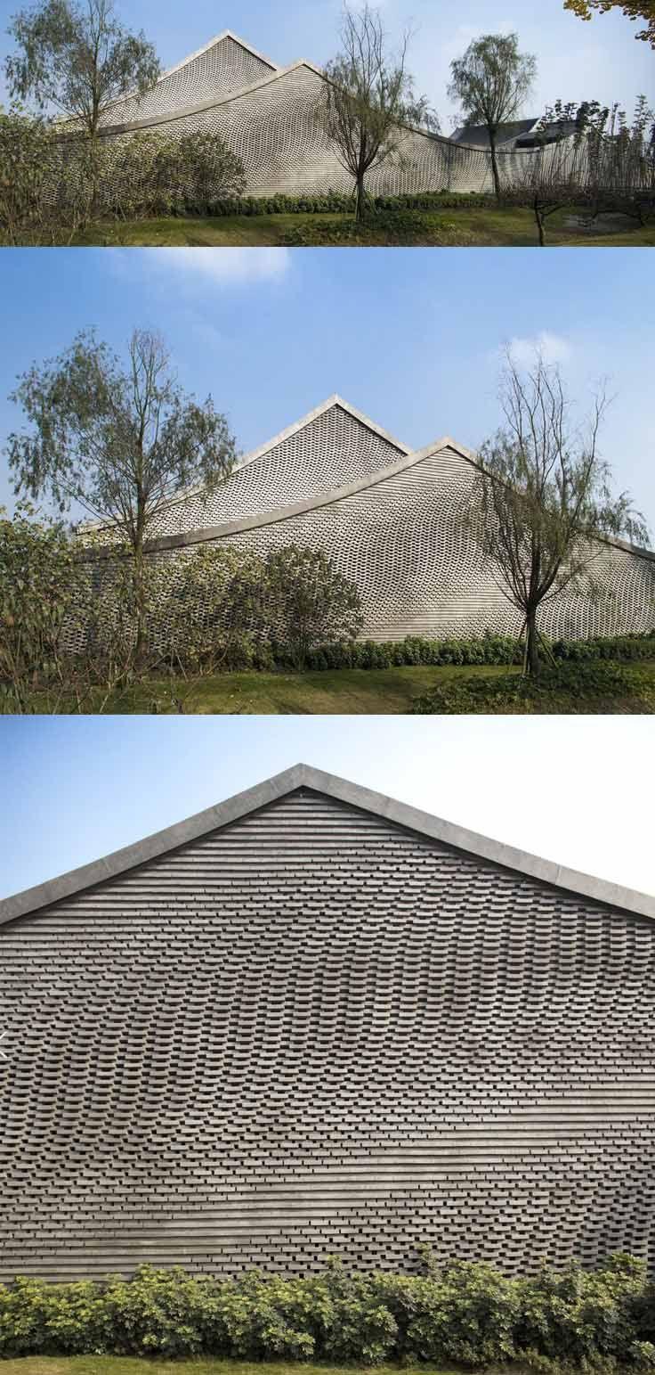 Archi Union Architects | The Lanxi Curtilage | 2011 | International Intangible Cultural Heritage Park, Chengdu, China | www.archi-union.com/