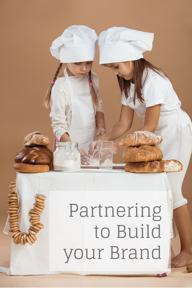 partnering to build brand