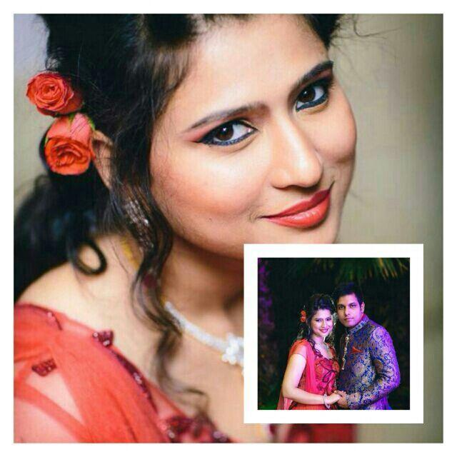 Makeup by me @ MeghaJain