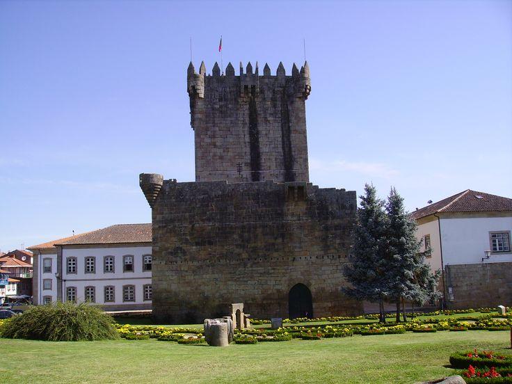Chaves  Castelo (castel) de Chaves