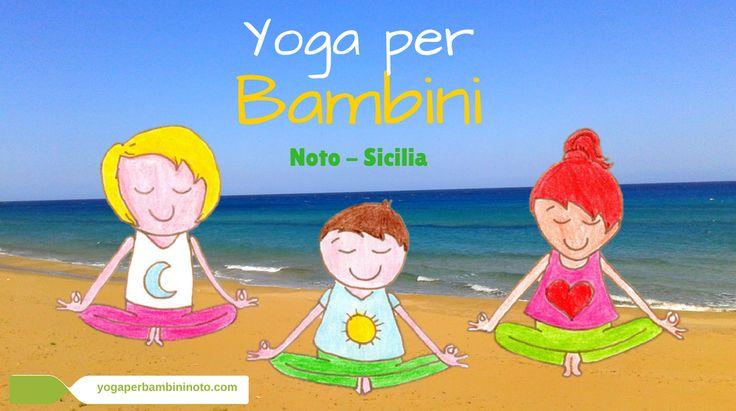 fare lo yoga al mare e bellissimo! #yogaperbambininoto #yogakidsnoto #yogaxbimbi #yogabambininoto