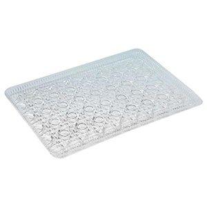 Tác krystal 19,5x29,5cm imitace skla