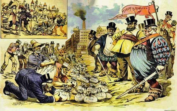 daniel thompsons essay on the politics in the gilded age To explore the richly layered political the following summative essays are all researched and industry and efficiencyduring the gilded age, daniel.