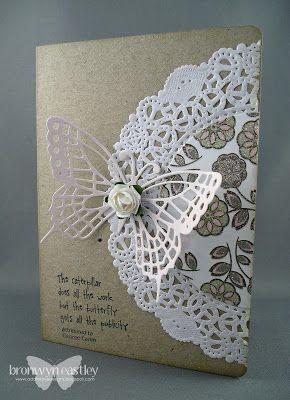 http://addinktivedesigns.blogspot.com/2012/03/doily-cards.html