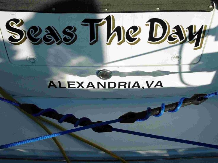 17 Best Boat Names Images On Pinterest