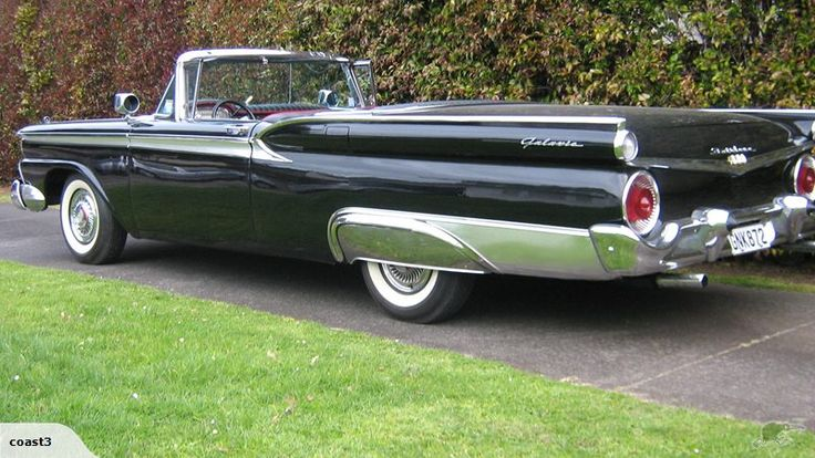 Ford Fairlane Skyliner 1959..Re-pin brought to you by agents of #Carinsurance at #HouseofInsurance in Eugene, Oregon
