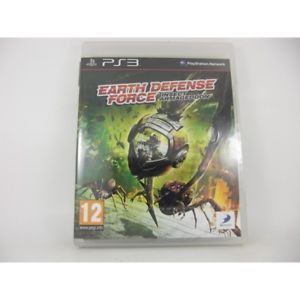 a earth defense force insect armageddon uk playstation 3 nuevo a estrenar