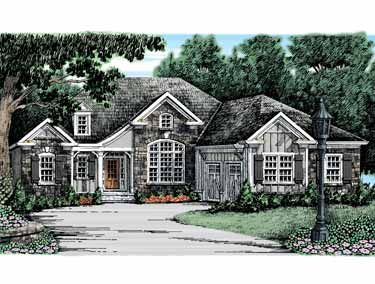 inviting rustic exterior hwbdo10083 french country house plan from builderhouseplanscom