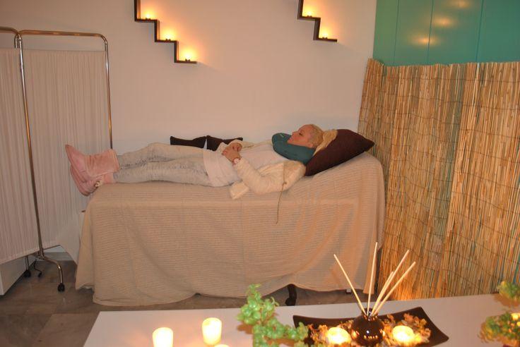 anti-stress week ! Relaxation on break times .....