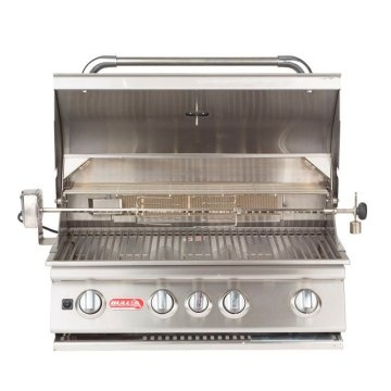 Bull Angus Built-In Gas Grill - Gas Grills at Hayneedle