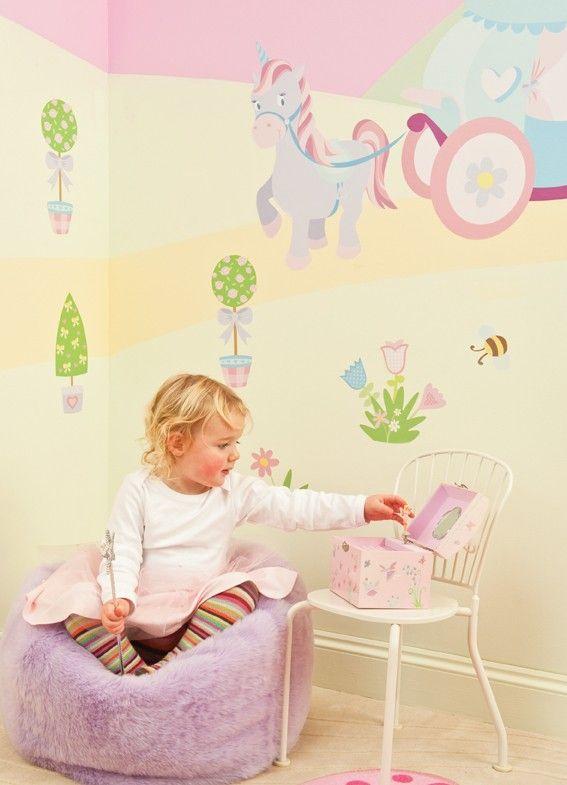 Fun to See - Princess Room Make Over Kit | Fun 2 See | Nursery decor | babies.co.nz