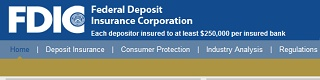 Federal Deposit Insurance Corporation    #fdic #bank failures #credit reporting agencies #fdic insurance #park national bank #fdic failed bank list #netbank #foreclosure prevention #fdic limit #fdic     insured
