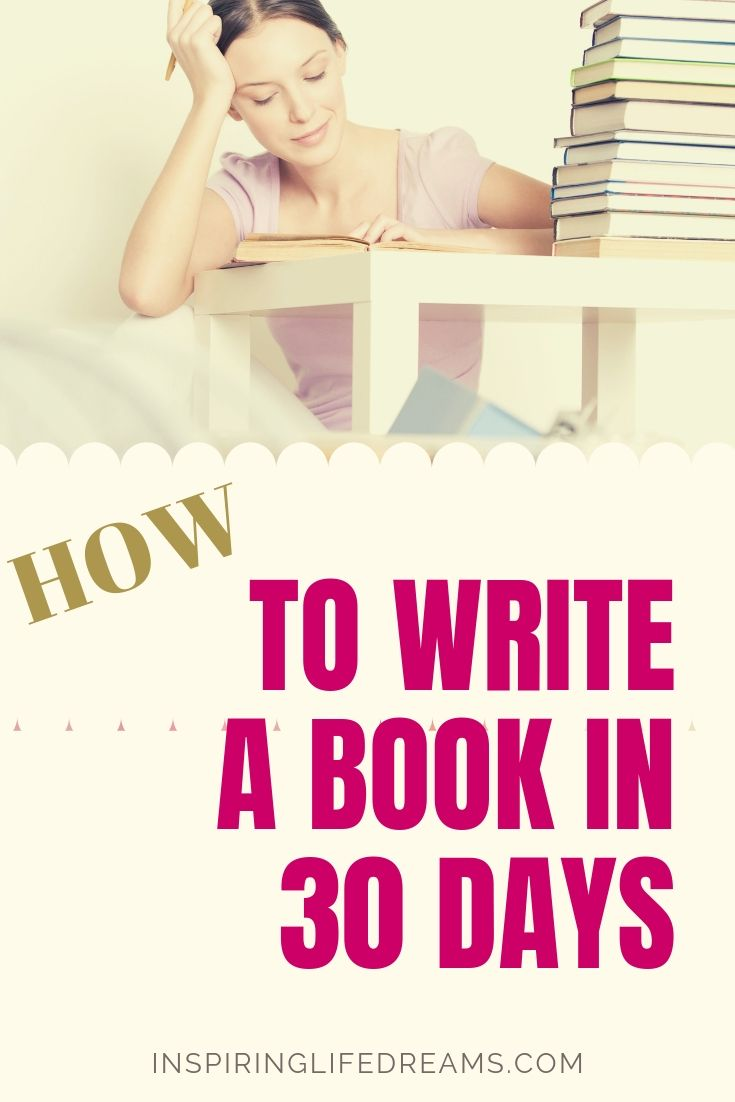 How To Write A Nonfiction Book In 30 Days Yes It Can Be Done