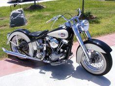 Harley-Davidson Fl   ... OBO1950 Harley Davidson FL Panhead in Bradenton, Florida For Sale