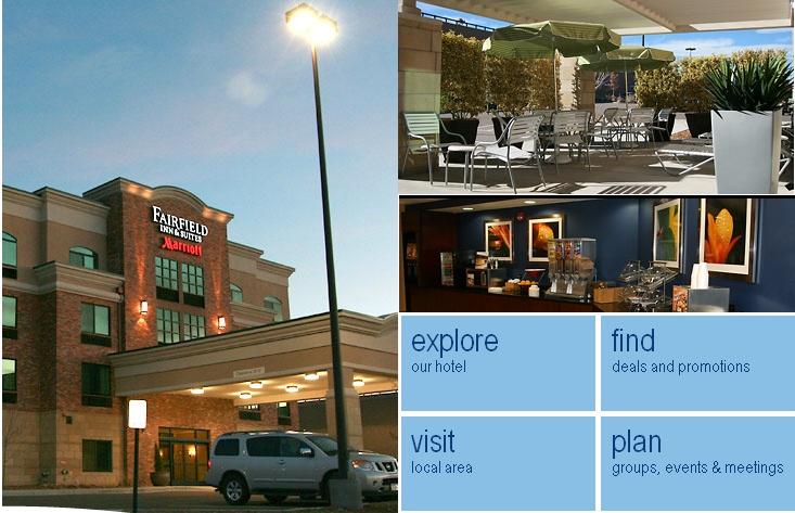 Fairfield Inn & Suites Denver Aurora/Southland - Hotel in Aurora Colorado