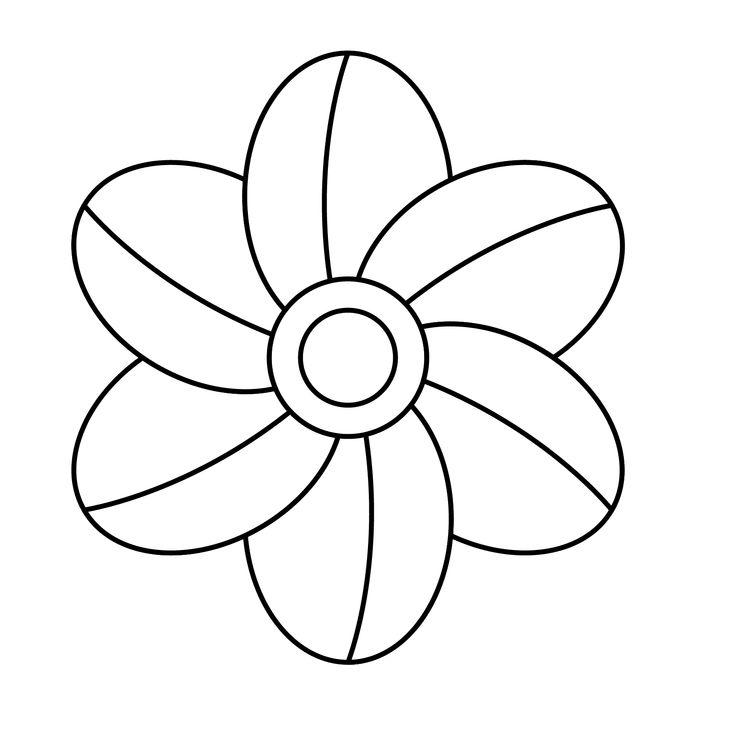 Keilrahmen Mit Tapeten Gestalten : mit blumen mehr blumen hut flowers ausmalbild hut mit blumen vorlage