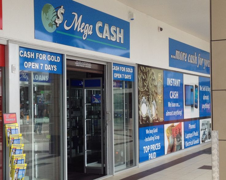 Mega Cash @ Marsden, Queensland