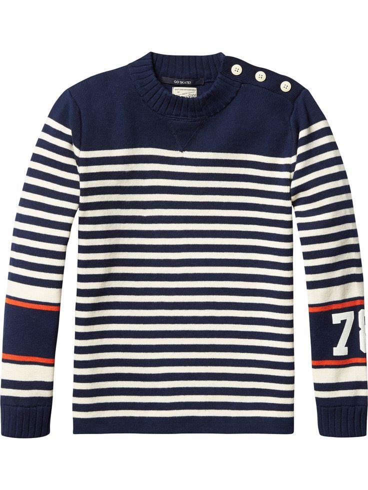 Sportive Pullover