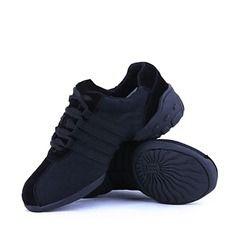 Unisex Canvas Sneakers Practice Dance Shoes