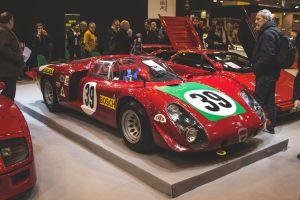 Goodwood Greats    Alfa Romeo 33 Tipo