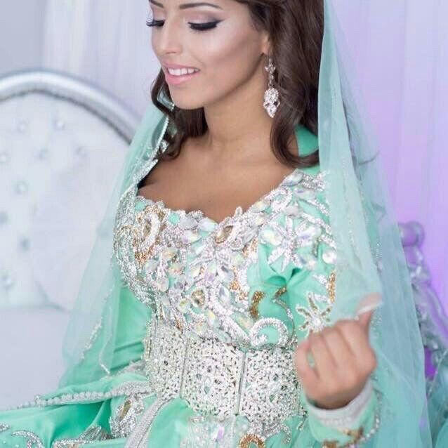 Marokkaanse Bruidsjurk